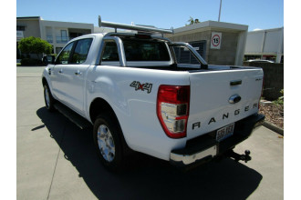 2018 Ford Ranger PX MkII 2018.00MY XLT Double Cab Utility Image 5