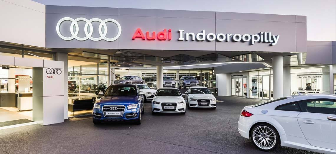 About Audi Indooroopilly