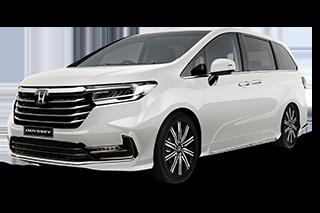 2021 Honda Odyssey 5th Gen Vi LX7 Van
