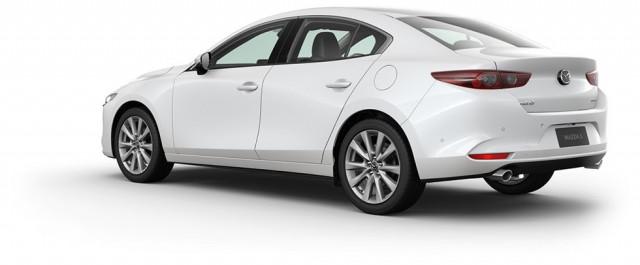 2021 Mazda 3 BP G20 Touring Sedan Sedan Mobile Image 18