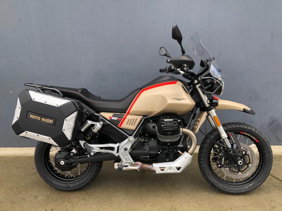 2020 Moto Guzzi V85TT Travel Motorcycle Image 1