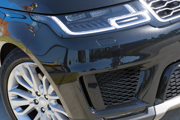 2018 MY19 Land Rover Range Rover Sport L494 19MY SDV6 183kW Suv Image 2
