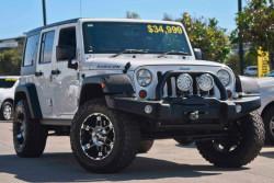 Jeep Wrangler Unlimited Rubicon (4x4) JK MY12