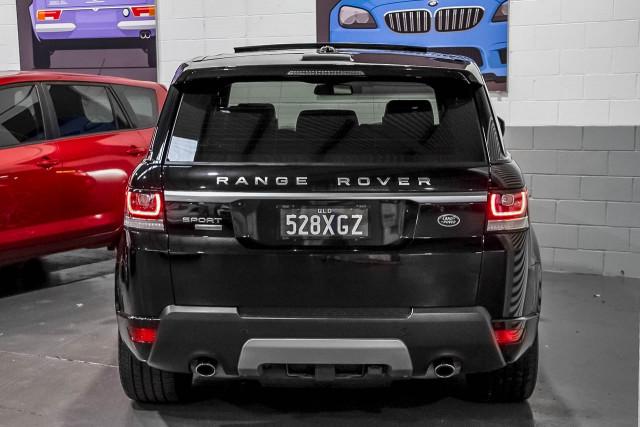 2016 Land Rover Range Rover Sport L494 MY16.5 SDV6 Autobiography Suv Image 5
