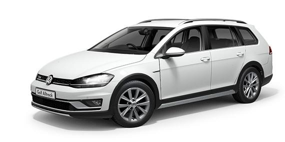 2020 MY0  Volkswagen Golf 7.5 Alltrack 132TSI Premium Wagon