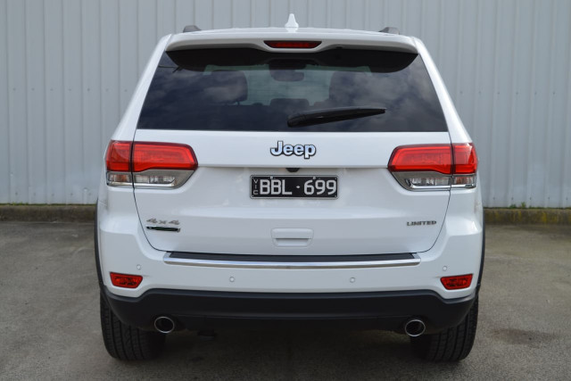 2018 Jeep Grand Cherokee Limited 25 of 28