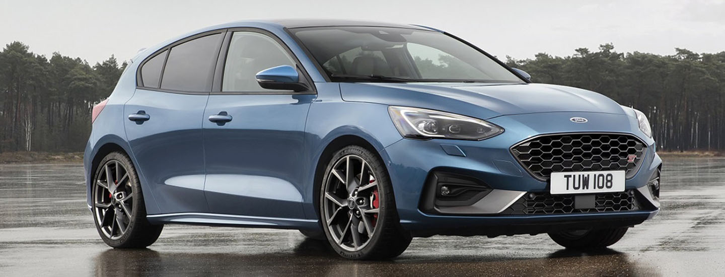 Focus ST Faster off the line