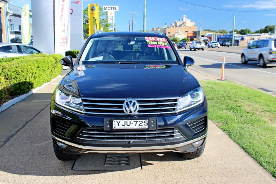 2016 MY15 Volkswagen Touareg 7P V6 TDI Suv