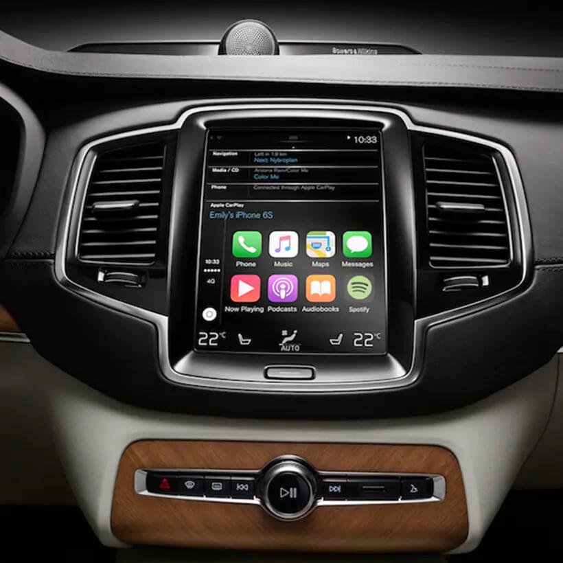 Smart-phone integration Image