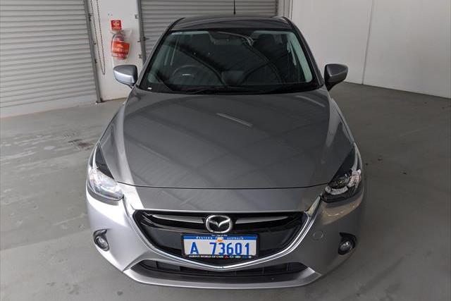 2016 Mazda Mazda2 DJ2HA6 Genki Hatchback Image 2