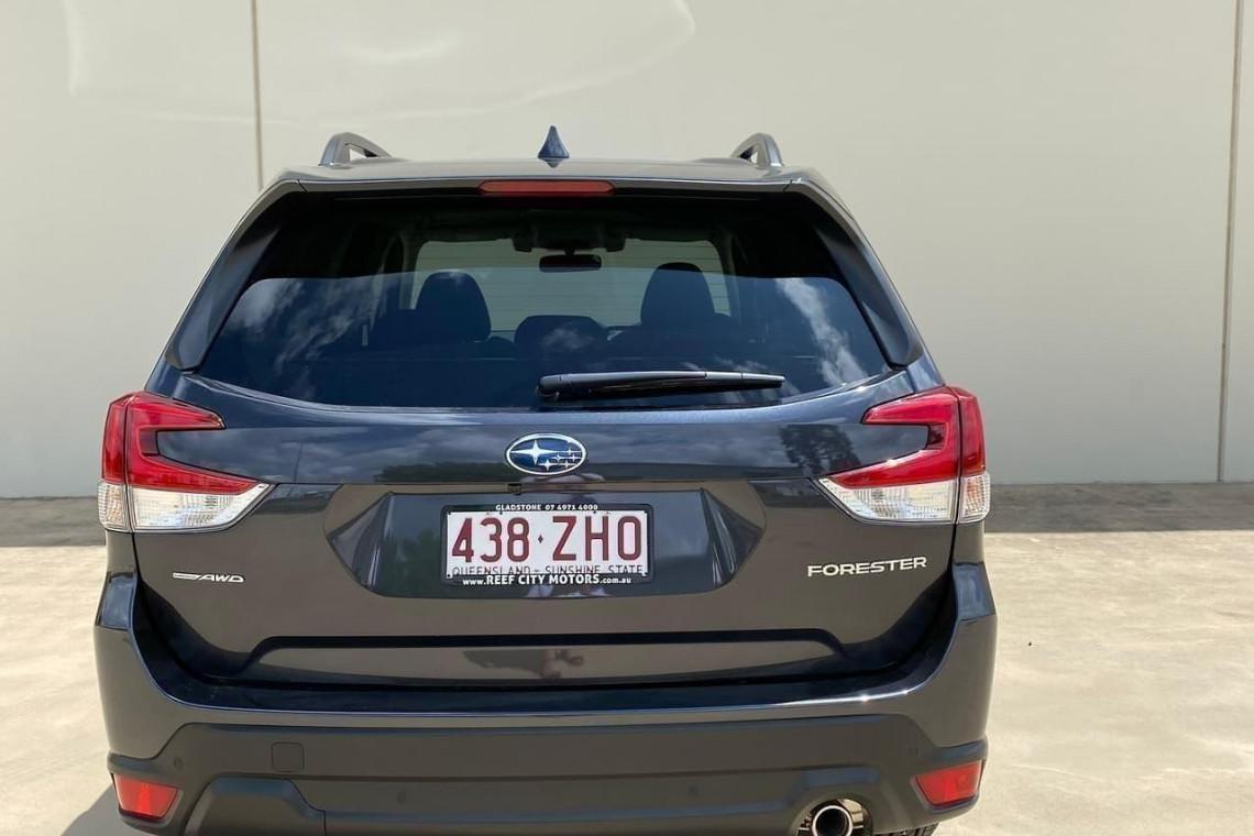 2019 Subaru Forester S5 2.5i Premium Suv