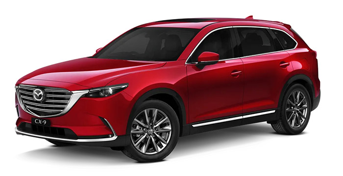 2020 MY0  Mazda CX-9 TC Azami Suv