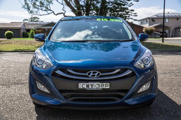 2014 Hyundai I30  GD2 TROPHY Hatch Image 4