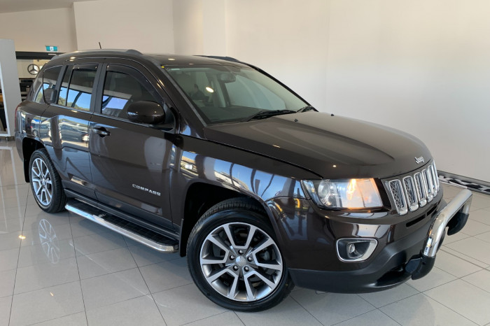 2014 Jeep Compass MK MY14 Limited Suv Image 1