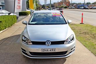 2014 MY15 Volkswagen Golf VII  90TSI 90TSI - Comfortline Hatchback Image 3