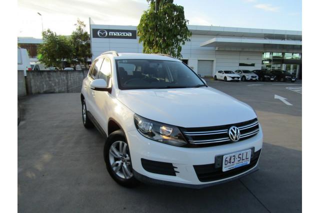 2012 MY12.5 Volkswagen Tiguan 5N MY12.5 118TSI 2WD Suv