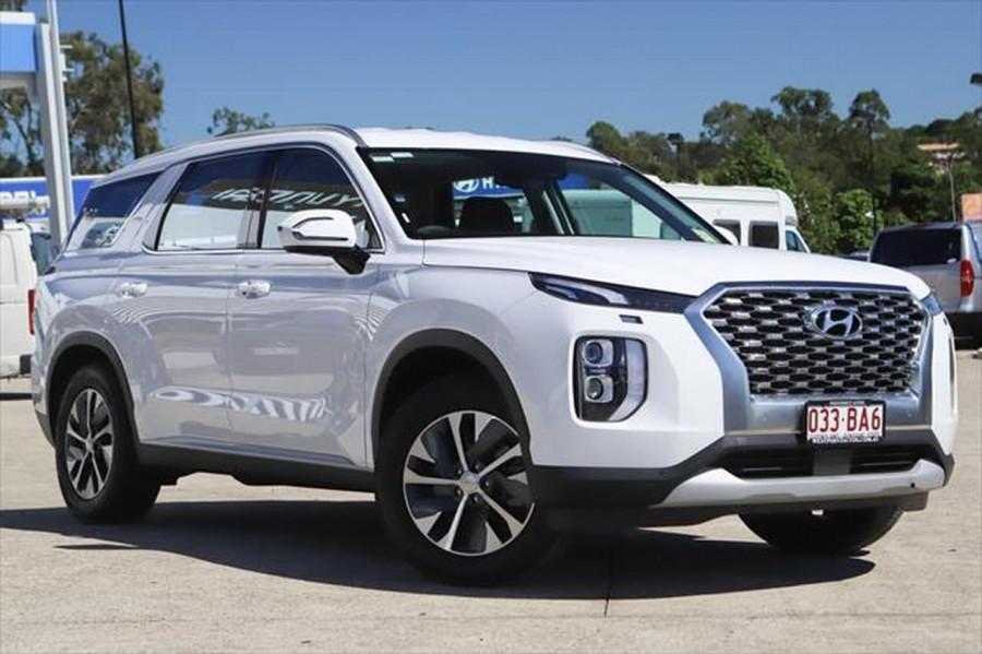 2021 Hyundai Palisade LX2.V1 Palisade Wagon Image 1