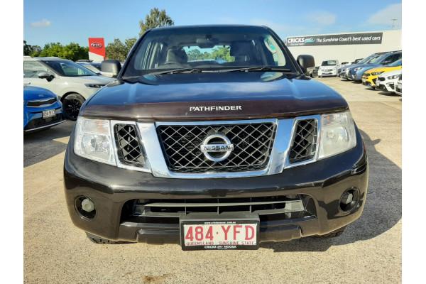 2011 MY10 Nissan Pathfinder R51  ST Suv Image 2