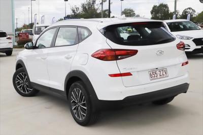 2020 Hyundai Tucson TL4 MY21 Active X Suv Image 2