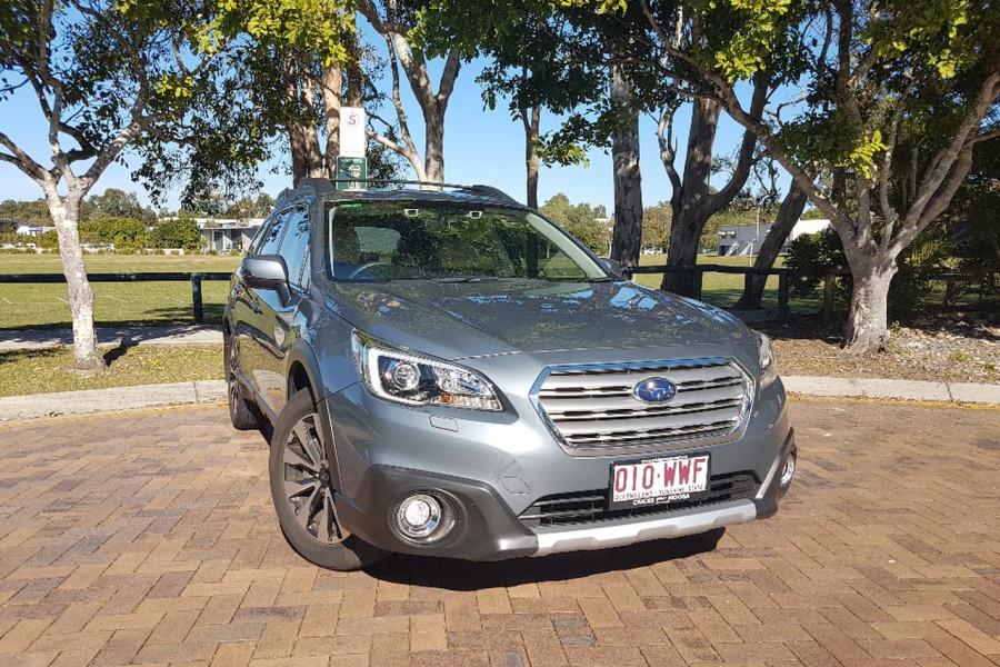 2016 Subaru Outback 5GEN 2.5i Wagon ...