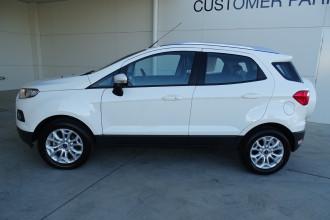 2016 Ford EcoSport BK Titanium Suv