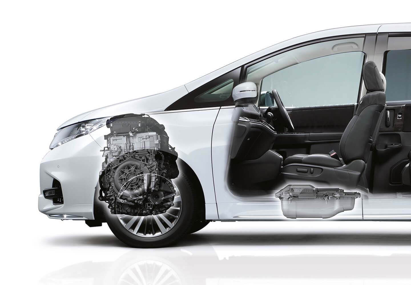 Odyssey Vehicle Stability Assist (VSA)