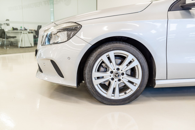 2018 MY58 Mercedes-Benz A-class W176 808+ A180 Hatchback Image 11
