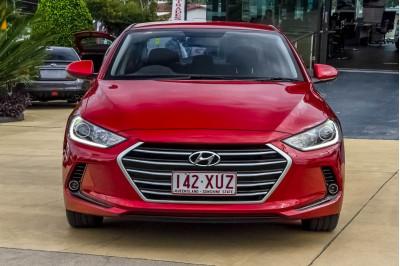 2017 Hyundai Elantra AD MY17 Active Sedan Image 4