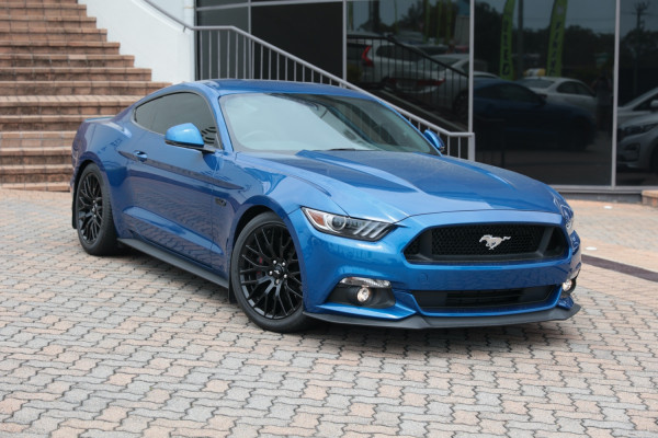 2017 Ford Mustang FM 2017MY GT