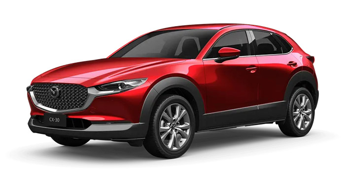 2019 MY20 Mazda CX-30 DM Series G20 Touring Wagon