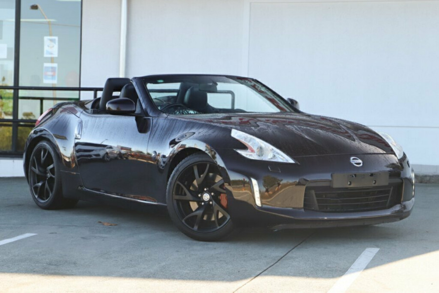 2014 Nissan 370Z Z34 MY14 Roadster