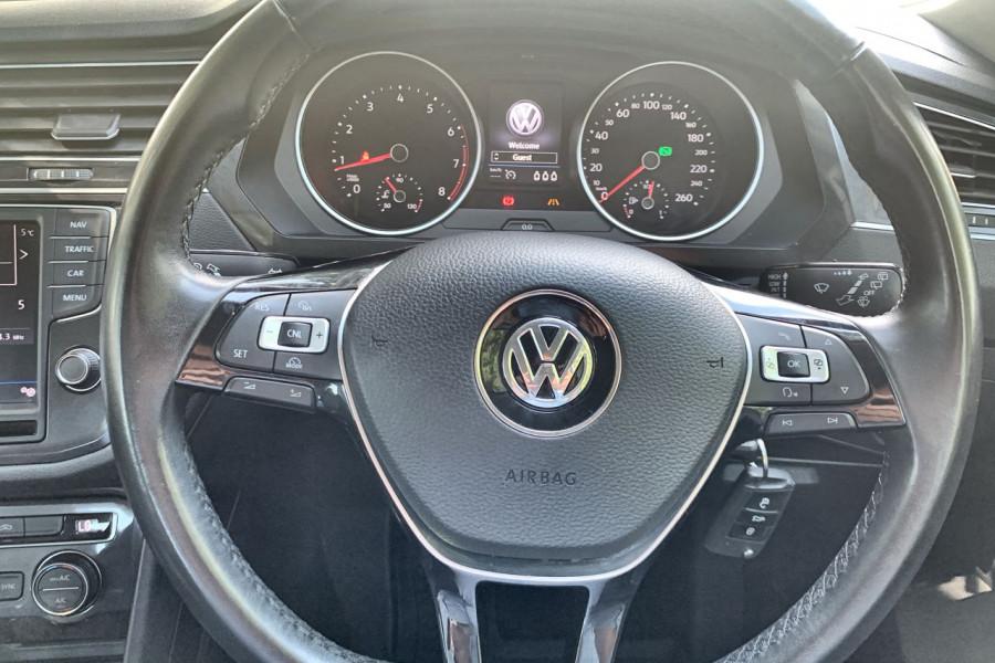 2017 Volkswagen Tiguan 5N MY17 132TSI Suv