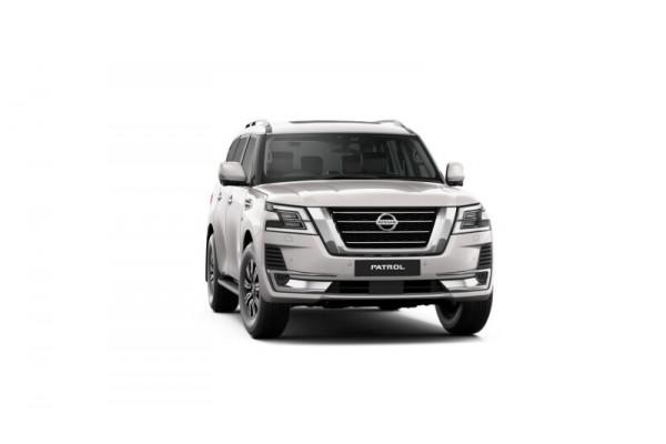 2020 Nissan Patrol Y62 Series 5 Ti-L Suv Image 5