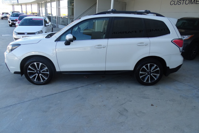 2016 Subaru Forester 2.0D-S