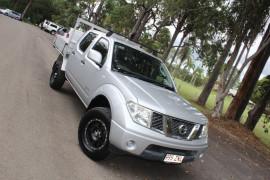 Nissan Navara RX D40 S7