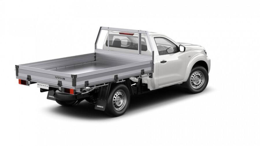 2021 Nissan Navara D23 Single Cab SL Cab Chassis 4x4 Cab chassis Image 18