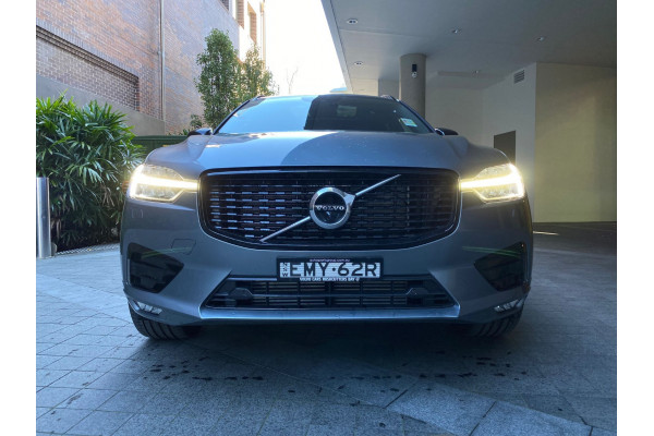 2021 Volvo XC60 T6 R-Design 2.0L S/C T/P 246kW 8AT Suv Image 3