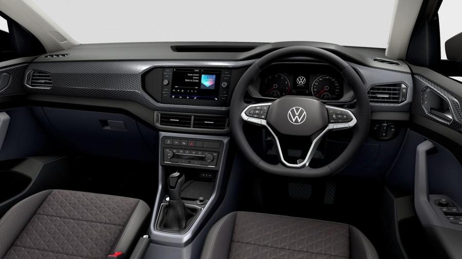 2021 Volkswagen T-Cross C1 85TSI Style Wagon Image 8