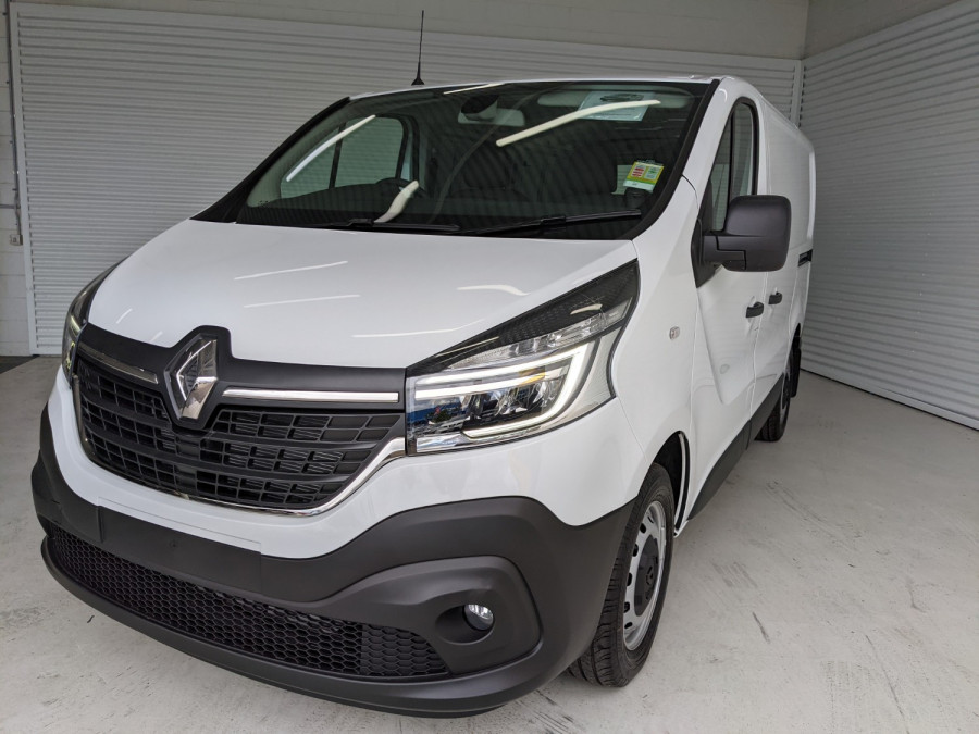 2021 Renault Trafic L1H1 SWB Pro Van Image 2