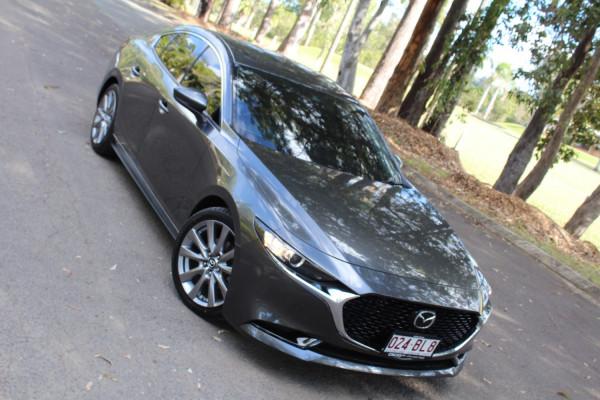 Mazda 3 GT BP2SLA G25
