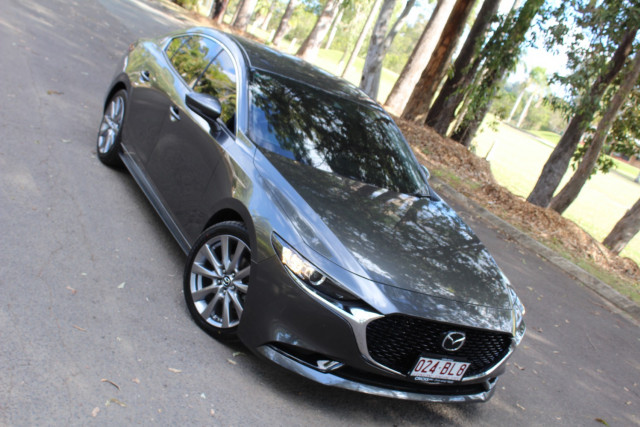 2019 Mazda 3 BP2SLA G25 GT Sedan