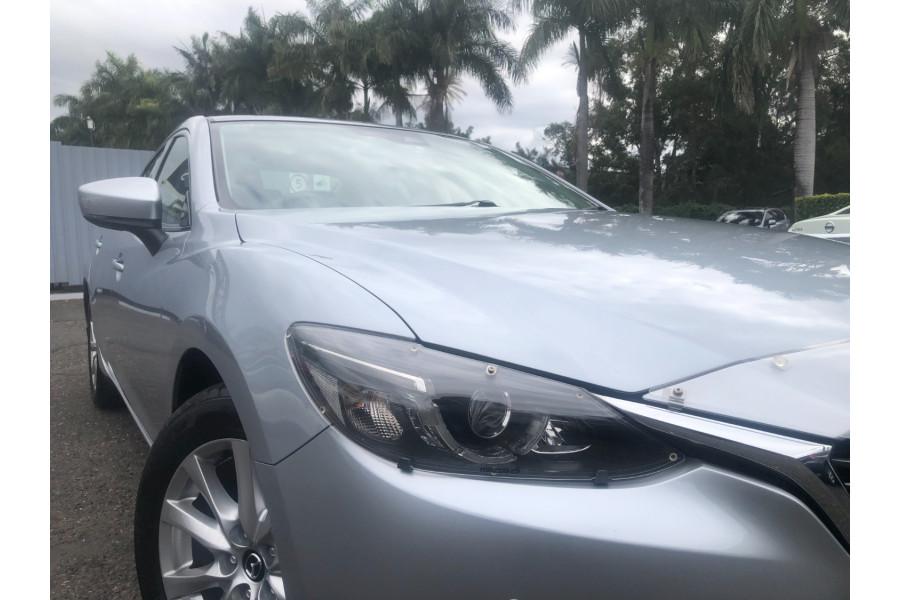2016 Mazda 6 GL1031 Touring Sedan