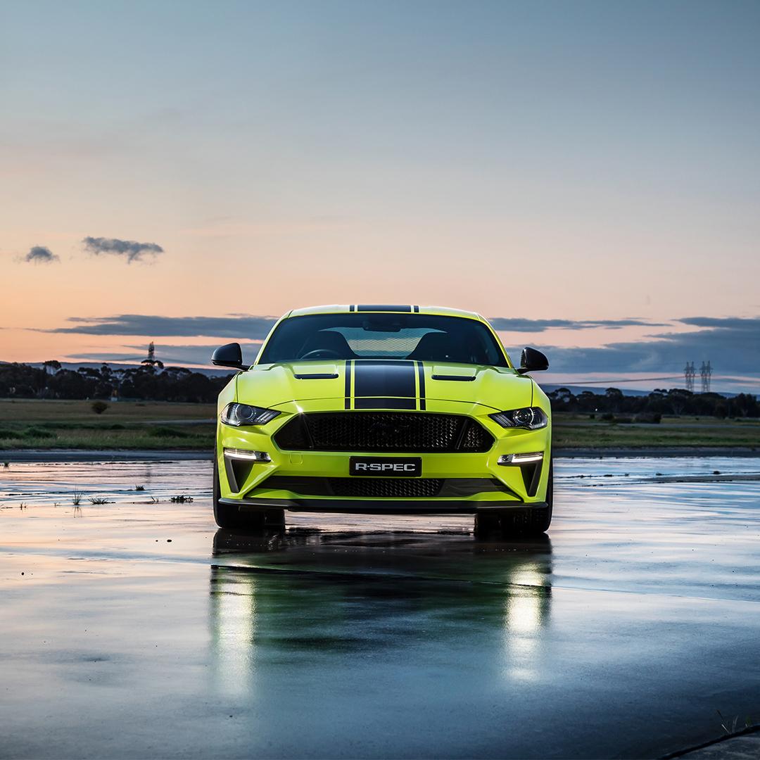 Mustang R-Spec - Register your Interest