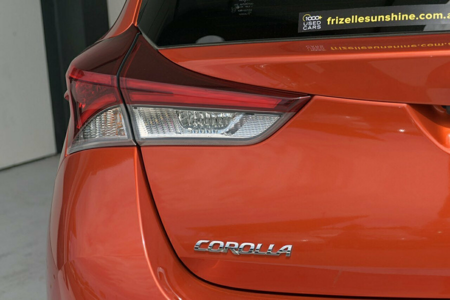 2017 Toyota Corolla ZRE182R Ascent Sport Hatchback Mobile Image 8