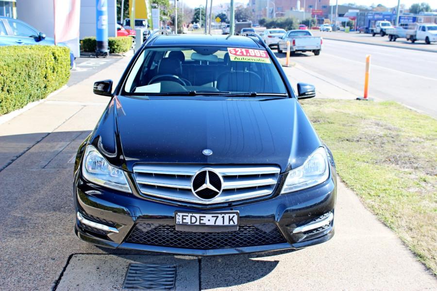 2014 Mercedes-Benz Mb Cclass C200 Wagon