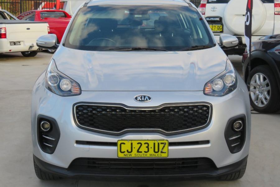 2016 MY17 Kia Sportage QL Si Wagon