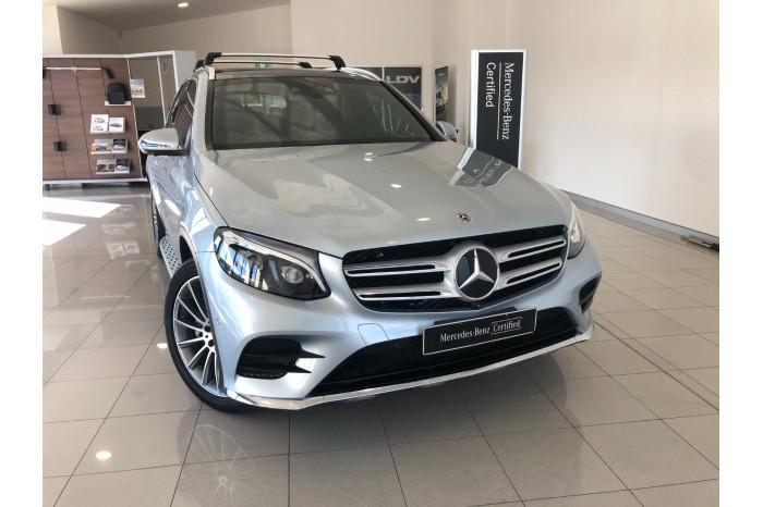 2018 MY08 Mercedes-Benz Glc-class X253 808MY GLC250 d Wagon