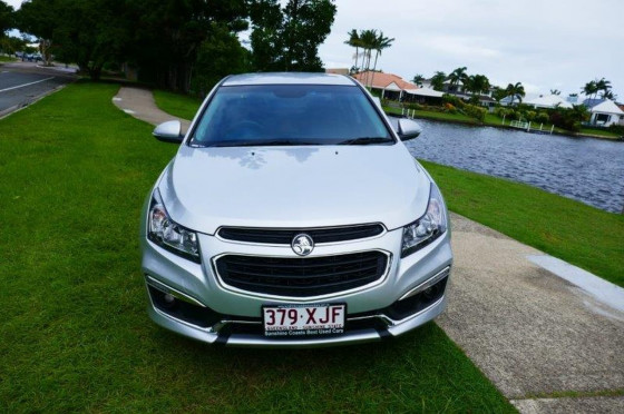 2016 Holden Cruze JH II Sedan