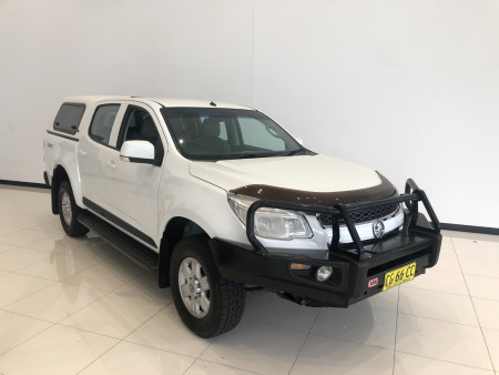 2016 Holden Colorado RG Turbo LT 4x4 dual cab