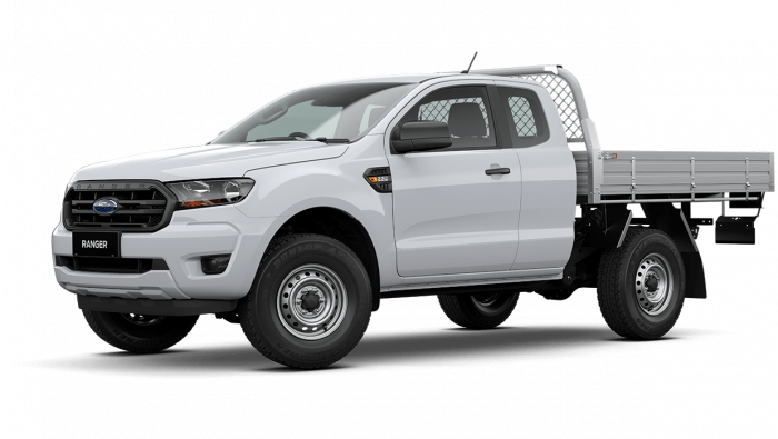 2020 MY21.25 Ford Ranger PX MkIII XL Super Cab Chassis Ute Image 8